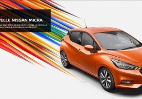 Présentation officielle nouvelle Nissan MICRA - la révolution est en marche!