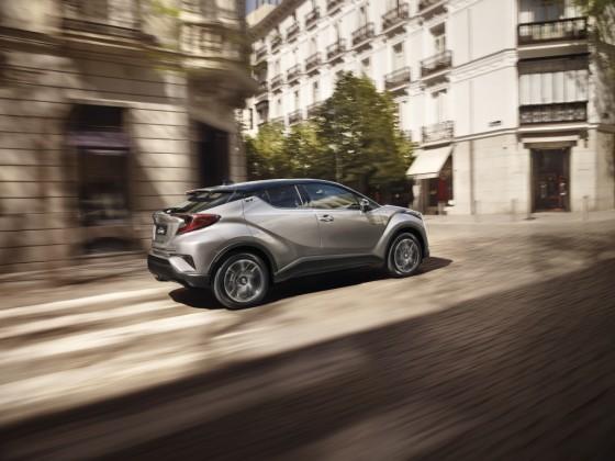 Le nouveau bijou de Toyota : le C-HR est disponible dans les concession Espacetoy de Toulouse Montauban et Cahors