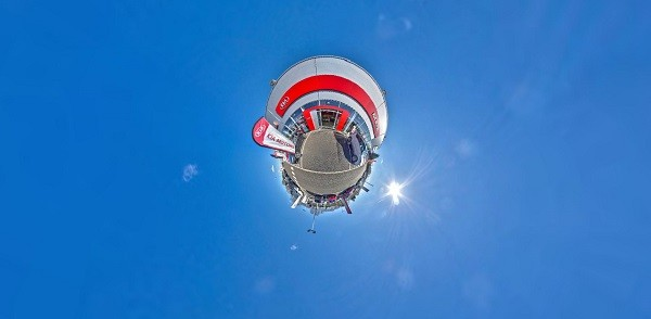 VISITEZ LA CONCESSION SEAT / KIA / MITSUBISHI DE TARBES GROUPE EDENAUTO EN 360°