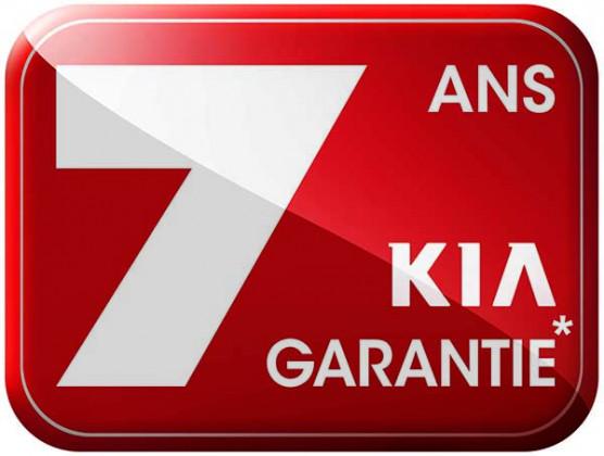 KIA, le seul constructeur à garantir tous ses modèles 7 ans!