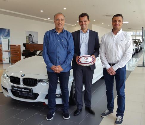 Passion Automobile BMW Béziers partenaire de l'ASBH