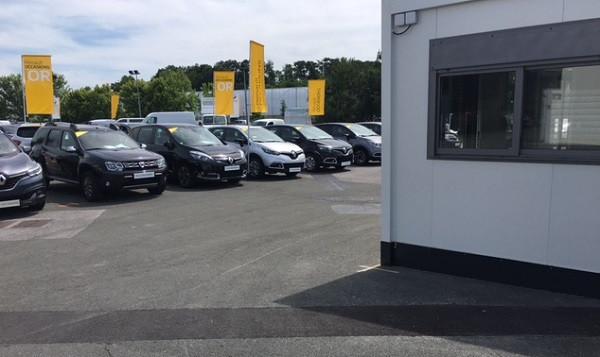 Renault / Dacia Occasion Biarritz Groupe Edenauto a ouvert ses portes