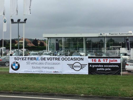 Week end Occasion : Tout est prêt sur la parc occasion Passion Automobile Lescar.