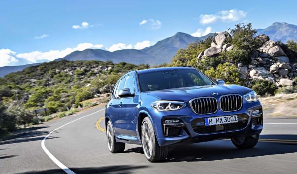 NOUVELLE BMW X3