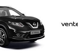 Opération de ventes exceptionnelles Nissan X-TRAIL sur vente-privee
