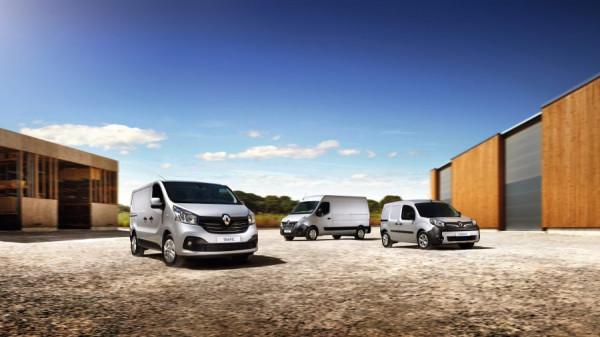 Renault pour les professionnels