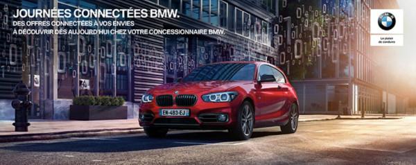 JOURNÉES CONNECTÉES BMW