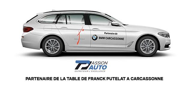 Journée d'essai by PASSION AUTO au restaurant « La Table de Franck Putelat »