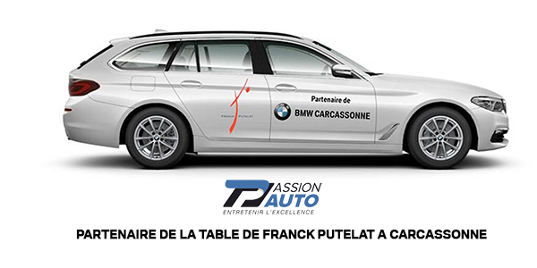 Journée d'essai by PASSION AUTO au restaurant « La Table de Franck Putelat »