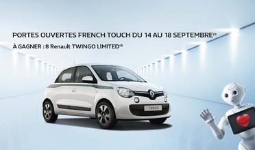 Portes Ouvertes Renault ce week-end