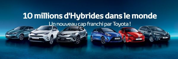 Portes Ouvertes Toyota ce weekend