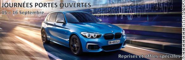 JOURNEES PORTES OUVERTES BMW.