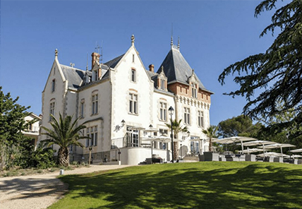 Journée d'essai MINI au Château de Serjac