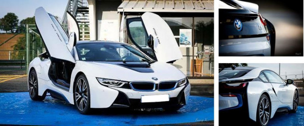 À VENDRE BMW i8