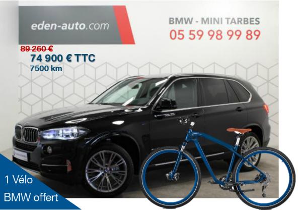 BMW TARBES VOUS OFFRE UN VÉLO