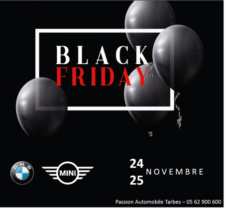 OPÉRATION BLACK FRIDAY.