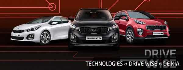 "Technologies ""Drive Wise"" de Kia, acte 5 : Régulateur de vitesse intelligent"