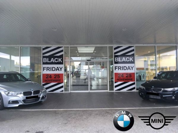 BLACK FRIDAY BMW & MINI TARBES 24, 25 Novembre
