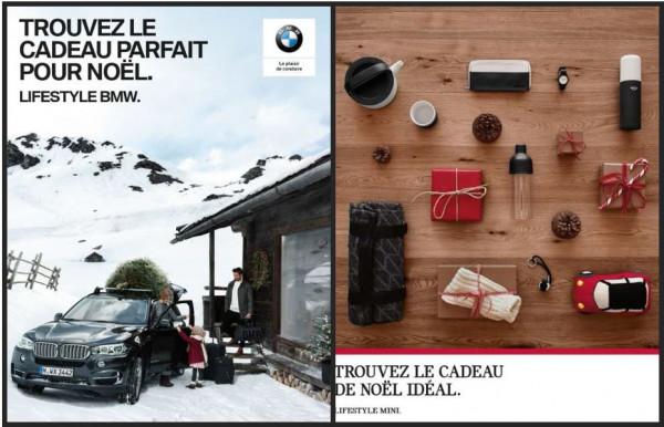 NOËL CHEZ BMW & MINI