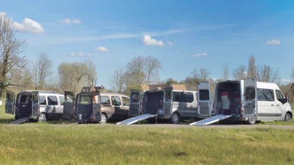 Renault Tech : Mobilité réduite