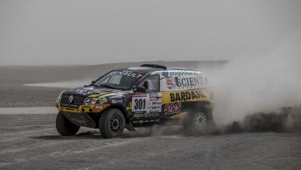 Renault de nouveau en course pour le Dakar 2018