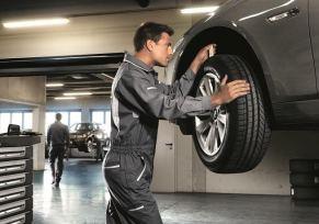 Equipez votre BMW de pneus hiver !