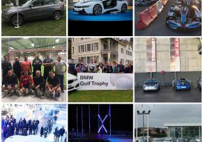 Rétrospective BMW de l'année 2017
