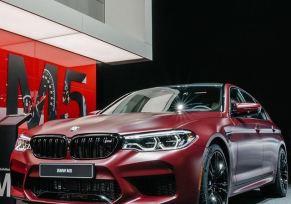 Découvrez la nouvelle BMW M5.