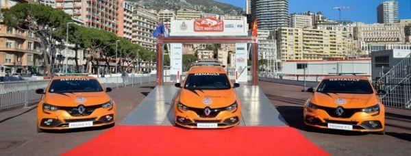 Renault vient de faire un bien beau cadeau à l'Automobile Club de Monaco
