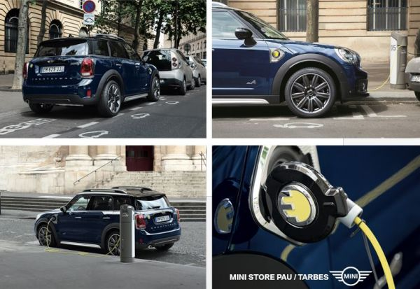 COUNTRYMAN HYBRIDE RECHARGEABLE