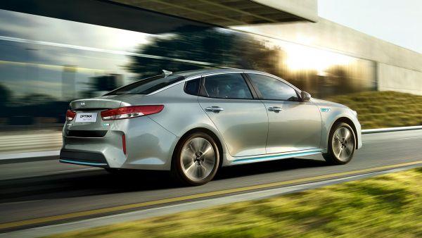 Kia : Découvrez la Nouvelle Optima Hybride Rechargeable