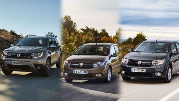 1 million de Dacia vendues en France