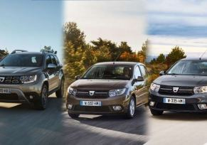 1 million de Dacia vendues en France