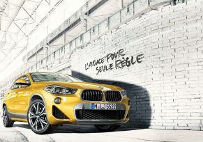 Invitation au lancement de la nouvelle BMW X2 à Béziers !