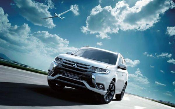 Mitsubishi : motorisation