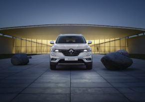 Renault Koleos : Vibrez pour un crossover au design puissant