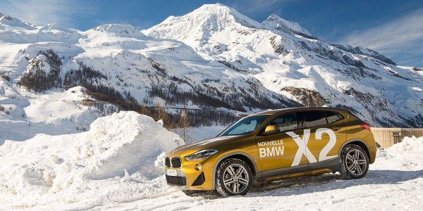 BMW xDRIVE TOUR à PEYRAGUDES.