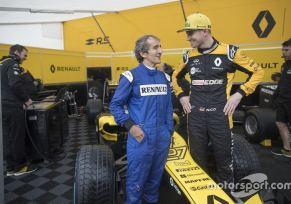 Renault Sport F1 Team à Nice