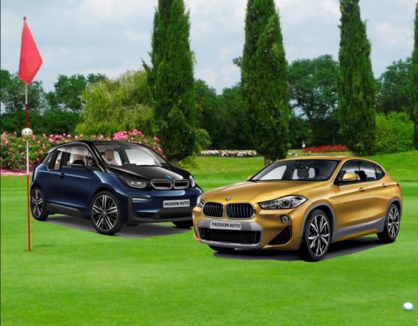 Journée d'essai Golf Cup BMW et BMWi au Cap d'Agde par Passion Automobile Béziers