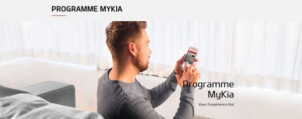 Programme MyKia : Vivez l'expérience Kia