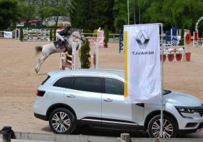 Renault présent au Domaine de Sers