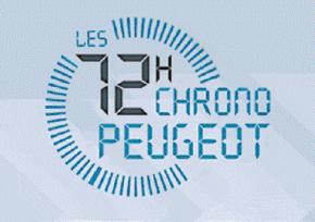 Les 72h Chrono PEUGEOT c'est parti !