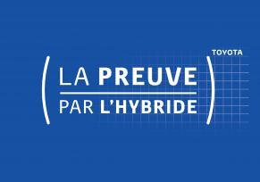 LA PREUVE PAR L'HYBRIDE TOYOTA