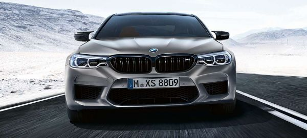 Découvrez la nouvelle BMW M5 COMPETITION dans votre concession!