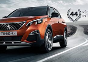 Peugeot accumule les prix !