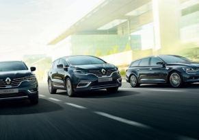 Haut de Gamme Renault