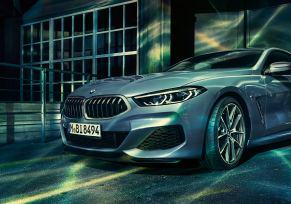 NOUVELLE BMW SÉRIE 8.
