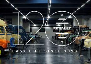 Renault : 120 ans d'histoire