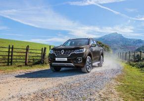 Renault présente Alaskan