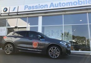 BMW Béziers partenaire du BMX Occitanie Show